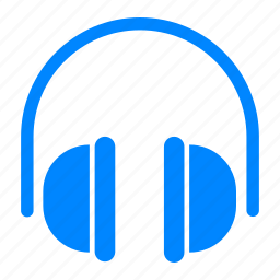headphone, music, song icon