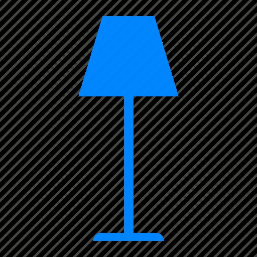 electronic, lamp, lampu tidur, neon, neon lamp, sleeping lamp, standing lamp icon