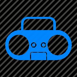 channel, electronic, fm, hip hop, radio, radio tape, tape icon