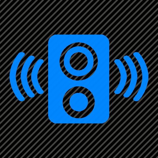 amplifier, electronic, home teater, karaoke, music, sound, speaker icon