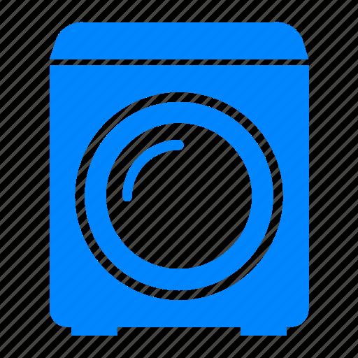clean, electronic, laundry, machine, wash, washing, washing machie icon