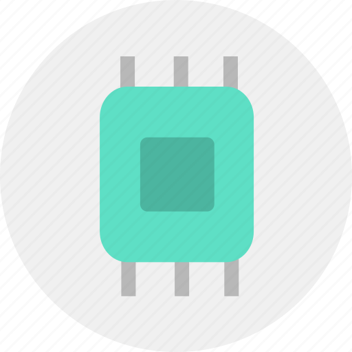 chip, computer, device, electronic, ic, technology icon