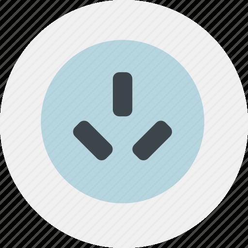 electronic, plug, plugin, power icon
