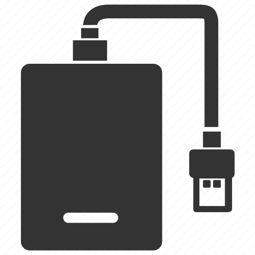 External Hard Drive Icon Png