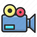 camera, company, memory, video