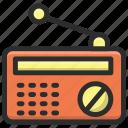communication, media, radio, technology