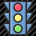 lights, signal, traffic light, traffic signal