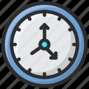 clock, date, time, watch