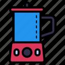 blender, mixer, appliance, juicer, electronic