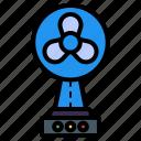 fan, ventilator, cooler, cooling, wind