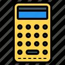 calculator, calculation, calculate, mathematics, math