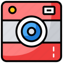 camera, gadget, instant camera, photography, photoshoot icon