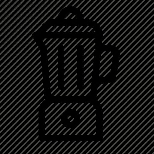 Kitchen, blender, appliance, cooking, drink, fruit, food icon - Download on Iconfinder