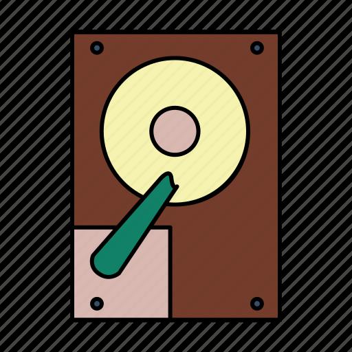 device, drive, hard, harddisk icon
