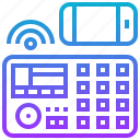 alarm, burglar, device, equipmemt, security icon