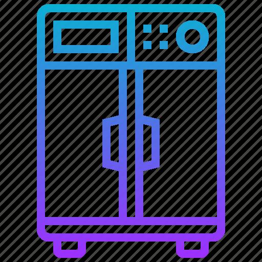 appliance, electric, fridge, household, refrigerator icon