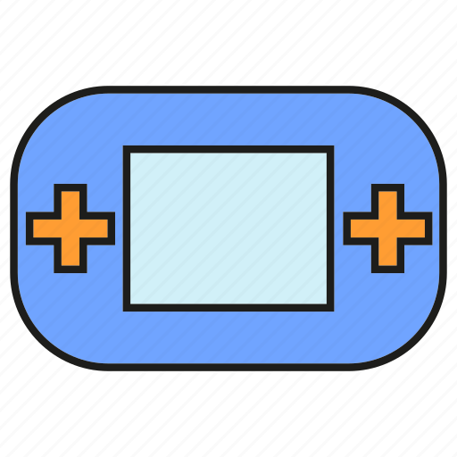 controller, device, electronic, gadget, game icon