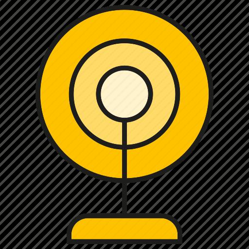 camera, device, electronic, gadget, record, webcam icon