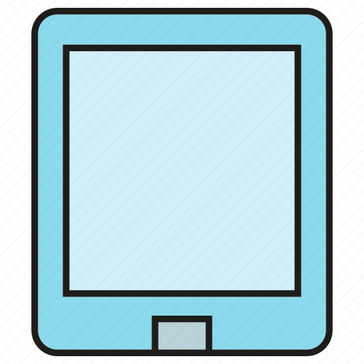 device, electronic, gadget, screen, tablet, tech icon