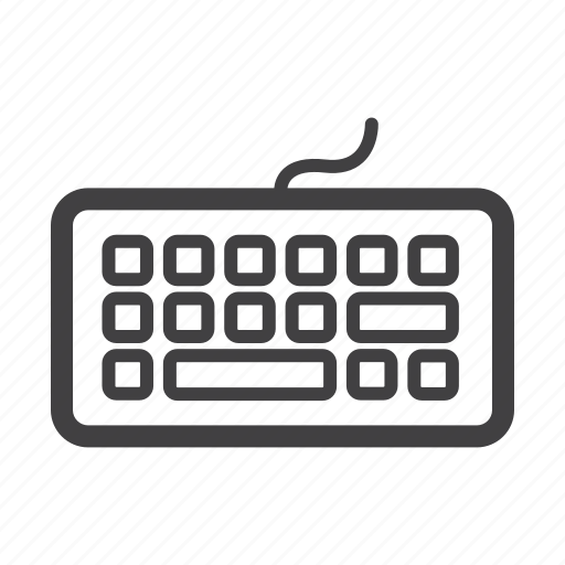 computer, device, keyboard icon