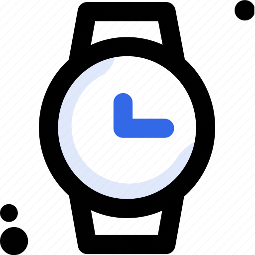 clock, devices, electronics, hour, time, watch icon