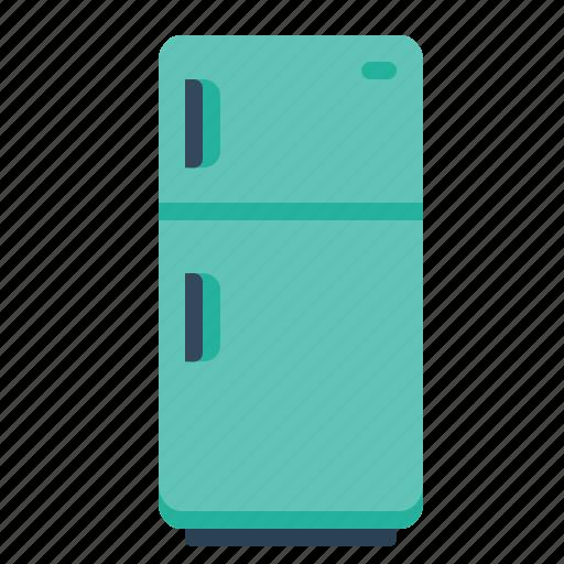 cold, electronic, freezer, fridge, kitchen, refrigerator icon