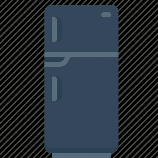 appliance, cold, electronic, freezer, fridge, kitchen, refrigerator icon