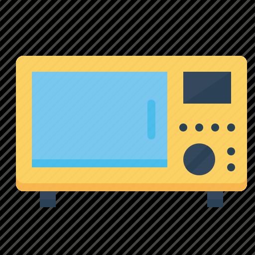 appliances, bake, cooking, kitchen, microwave, oven, range icon