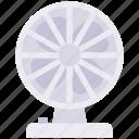 fan, cooling, appliance, electronic, ventilator icon