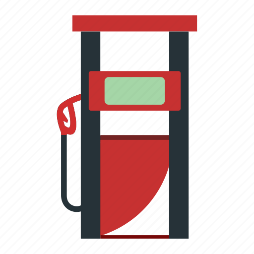fuel station, gas station, petrol pump icon