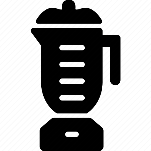 blender, electronic, elements, multimedia, technology icon