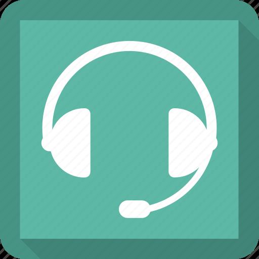 earphone, headphone, headset, listen icon