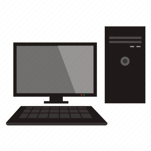 computer, electronic icon