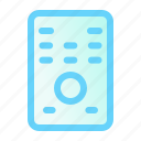 control, gear, options, remote, settings icon