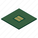 cpu, electronics, microchip, chip, computer, hardware, processor