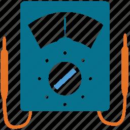 digital multimeter, digital voltmeter, multimeter, voltmeter icon