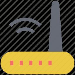 internet device, internet modem, wifi modem, wifi router, wireless internet, wlan icon