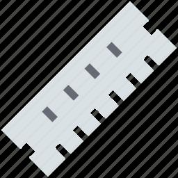 computer hardware, computer memory, computer ram, ram, storage device icon