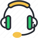 earbuds, earphones, earspeakers, gadget, headphone icon