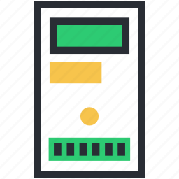 ac cooler, ac unit, electronics, home appliance, tower ac icon