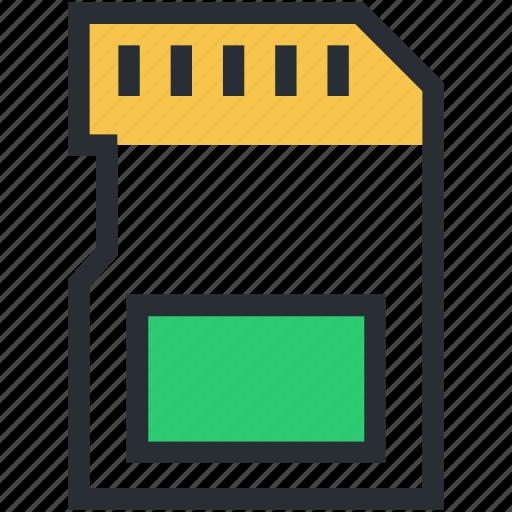 data storage, memory card, memory storage, sd card, storage device icon