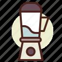 blender2, kitchen, room, tech icon