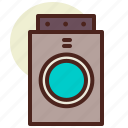 kitchen, room, tech, washer icon