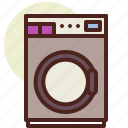 kitchen, machine, room, tech, washing icon