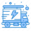 energy, packet, truck