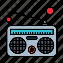 communication, media, radio