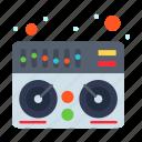 midi, mixer, music icon