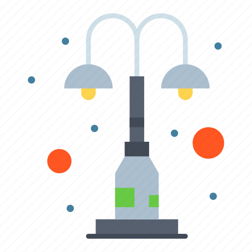 Elements, light, lights, park, street icon - Download on Iconfinder