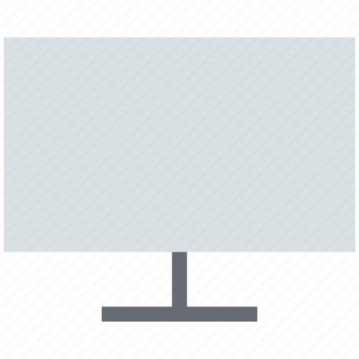 computer monitor, display, electronics, lcd, led, monitor, monitor screen, tv icon