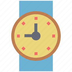 fashion, hand watch, timer, watch, wrist watch icon